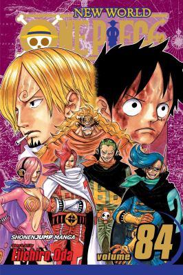 One piece. Vol. 84, [New world. Part 24], Luffy vs. Sanji
