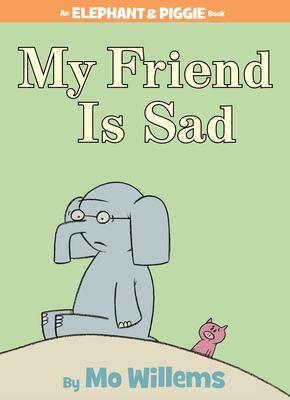 My friend is sad :