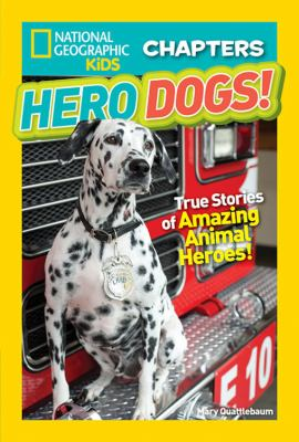 Hero dogs! : true stories of amazing animal heroes!