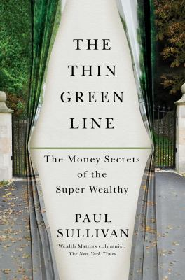 The thin green line :