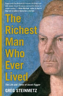The richest man who ever lived :