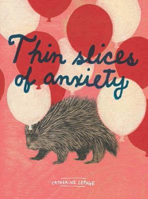 Thin slices of anxiety :