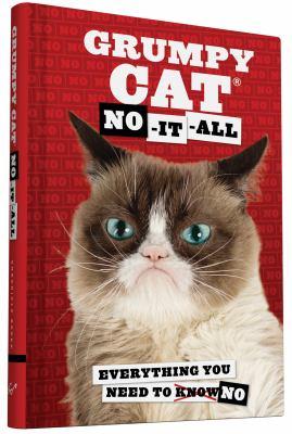 Grumpy cat no-it-all :
