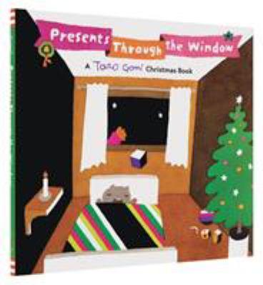 Presents through the window :