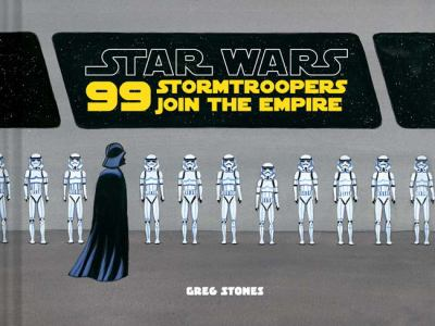 Star Wars : 99 stormtroopers join the Empire