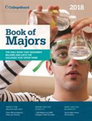 Book of majors 2018.