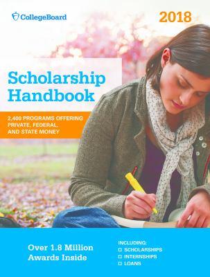 Scholarship handbook 2018.