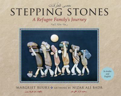 Stepping stones : a refugee family's journey