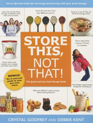 Store this, not that! :