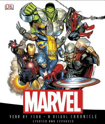 Marvel year by year :