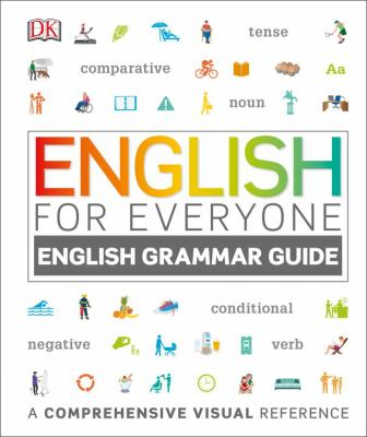 English for everyone. English grammar guide.