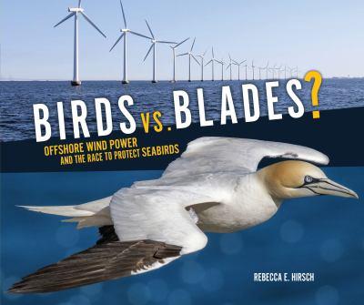 Birds vs. blades? :