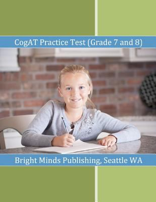 CogAT practice test (grade 7 and 8) :