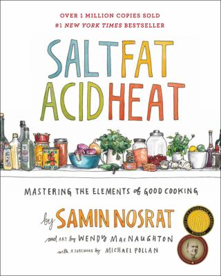 Salt, fat, acid, heat :
