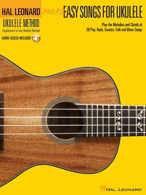More easy songs for ukulele :