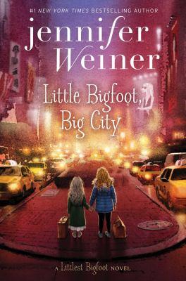 Little Bigfoot, big city : a littlest Bigfoot novel