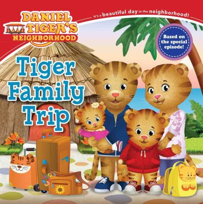 Tiger family trip