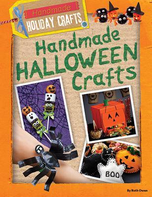 Handmade Halloween Crafts book cover