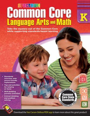 Sprectrum language arts and math