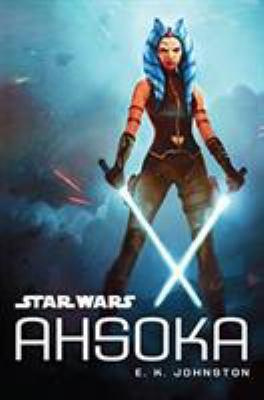 Ahsoka book cover