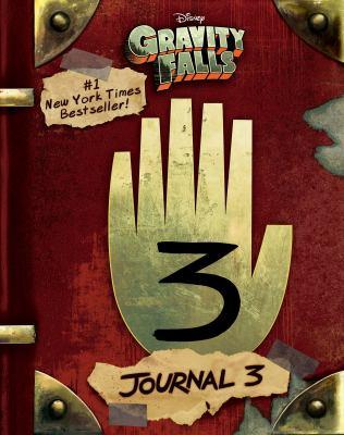 Gravity Falls journal. 3