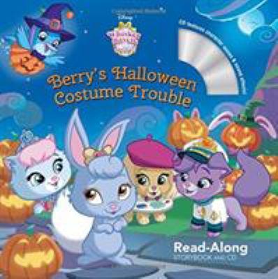 Berry's Halloween costume trouble :