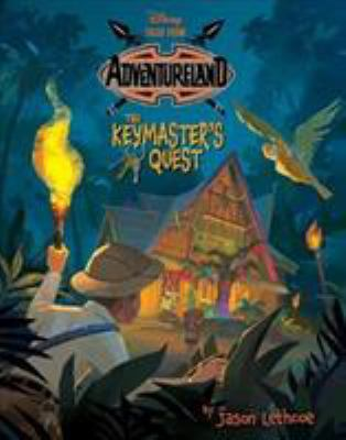 Tales from adventureland. The keymaster's quest