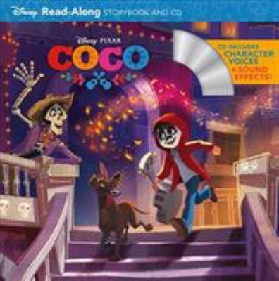 Coco : read-along storybook and CD