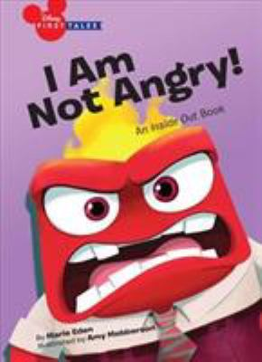 I am not angry! : an Inside Out book
