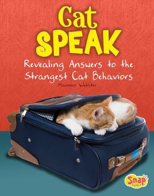 Cat speak :