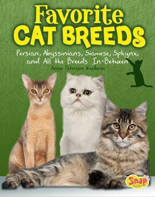 Favorite cat breeds :