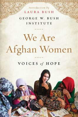 We are Afghan women :