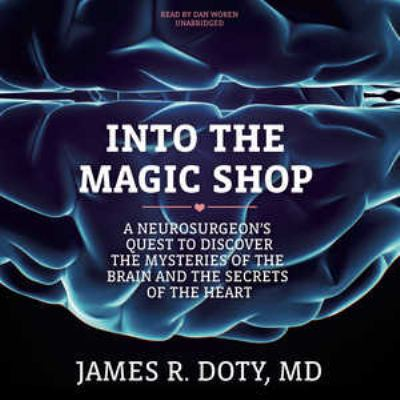 Into the magic shop :