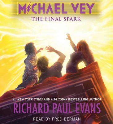 Michael Vey. The final spark