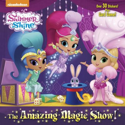 The amazing magic show!