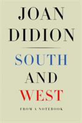 South and west :