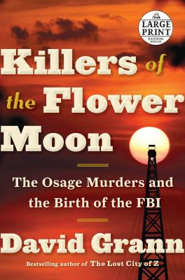 Killers of the Flower Moon :