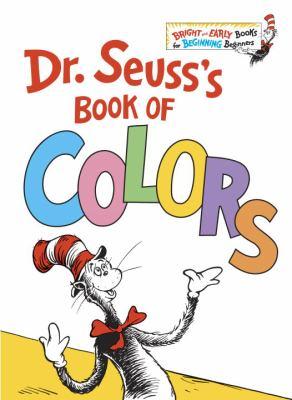 Dr. Seuss's book of colors.