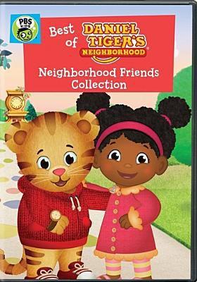 Best of Daniel Tiger's neighborhood. Neighborhood friends collection.