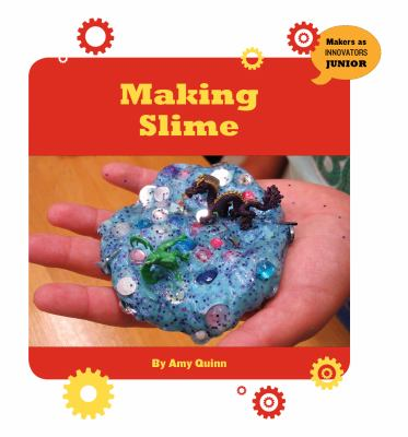 Making Slime book cover