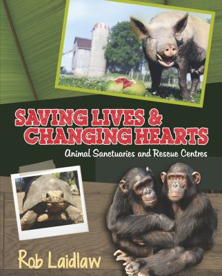 Saving Lives and Changing Hearts book cover