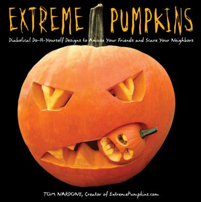 Extreme Pumpkins book cover