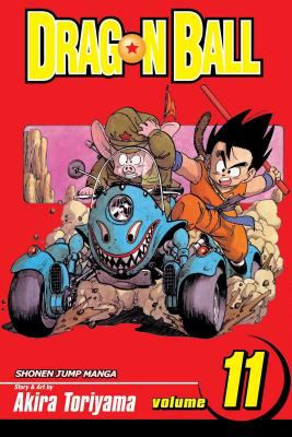 Dragon Ball. Vol. 11