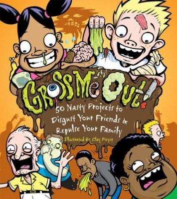 Gross me out! book cover