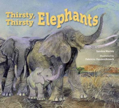 Thirsty, thirsty elephants
