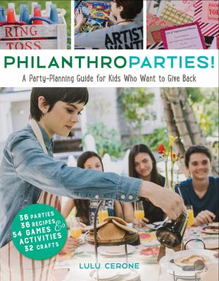 Philanthroparties! :