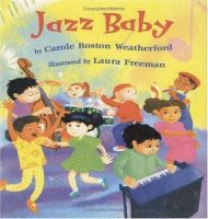 Jazz Baby Book Cover