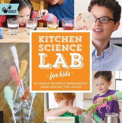 Kitchen science lab for kids :
