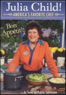 Julia Child! : America's favorite chef