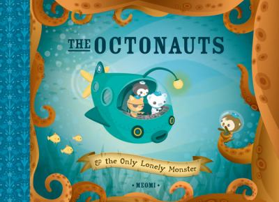 The Octonauts & the only lonely monster